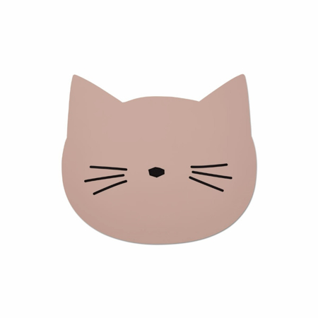 Picture of Liewood®  Placemat Cat - Cat Rose