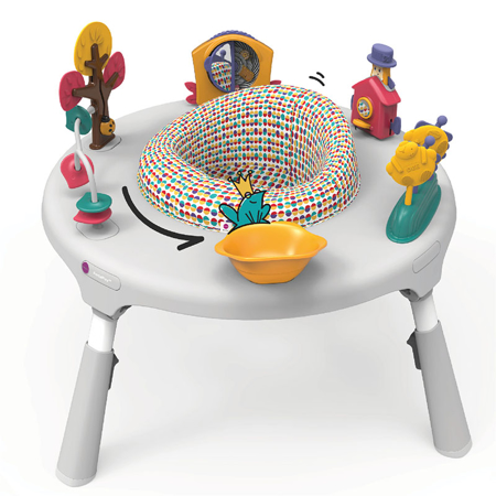 Picture of Oribel® Portaplay Convertible ACtivity Center Wonderland