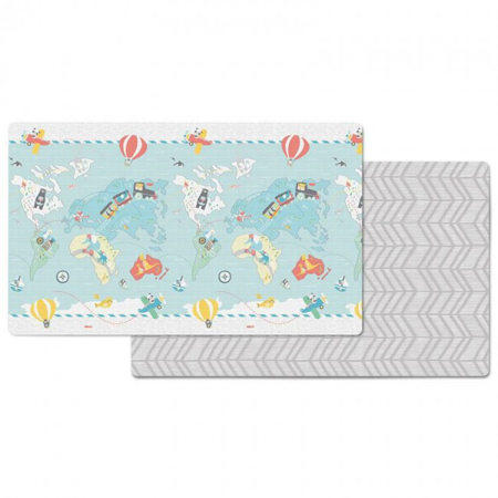 Picture of Skip Hop® Doubleplay Reversible Playmat Little Travelers