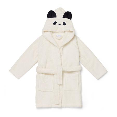 Picture of Liewood® Bathrobe Lily - Panda Creme De La Creme