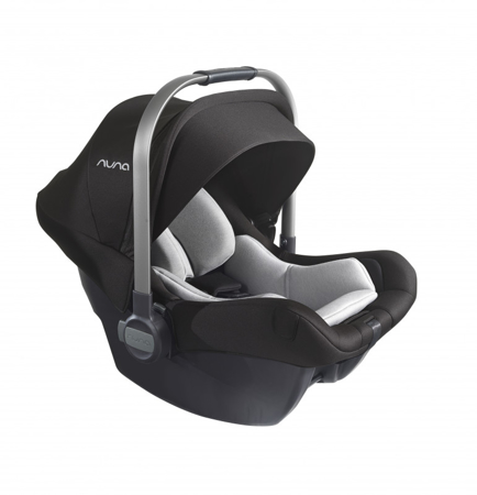 Picture of Nuna® Car Seat with IsoFix base Pipa Lite LX 0+ (0-13 kg) Caviar