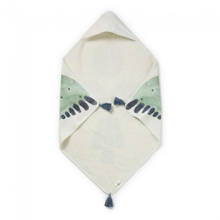 Immagine di Elodie Details® Asciugamano con cappuccio Watercolor Wings 80x80