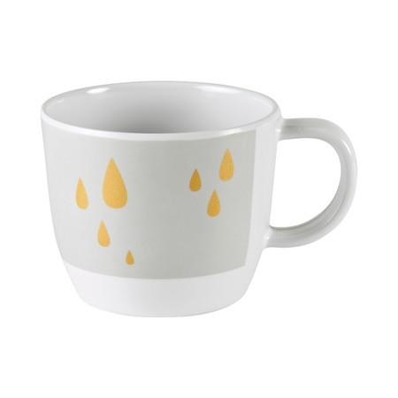 Picture of Done By Deer Cup Contour Dots - Gold/Grey