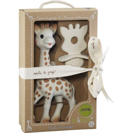 Picture of Vulli Sophie The Giraffe + Teether