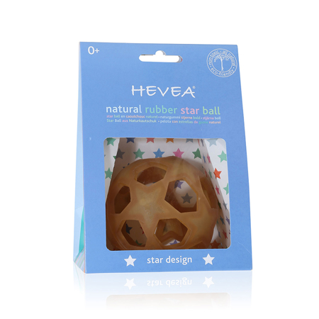 Picture of Hevea® Star Ball Natural