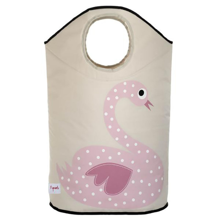 Picture of 3Sprouts® Storage Bin Swan