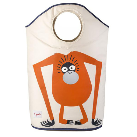 Picture of 3Sprouts® Storage Bin Orangutan