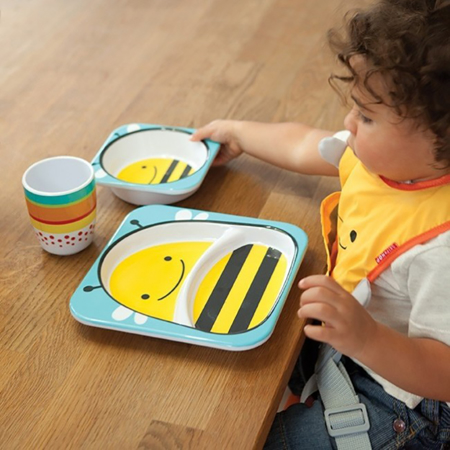 Picture of Skip Hop® Little Kid Bowl Bee