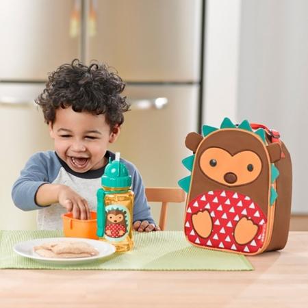 Picture of Skip Hop® Straw Bottle Hedgehog