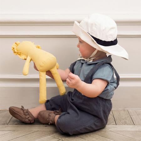 Picture of Elodie Details® Sun Hat Precious Preppy