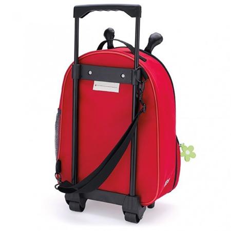 Picture of Skip Hop® Kids Rolling Luggage Ladybug