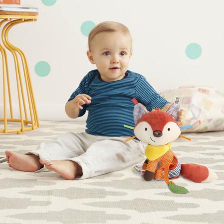 Picture of Skip Hop® Bandana Buddies Activity Toy Fox