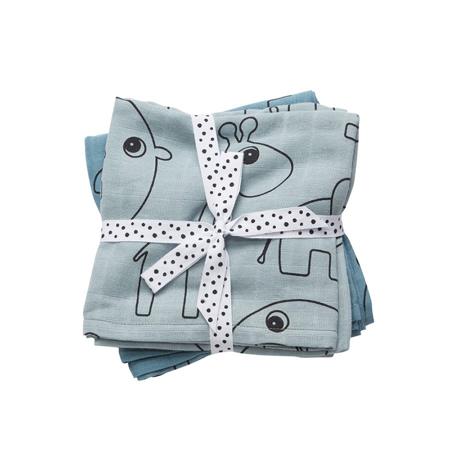 Done by Deer®  Swaddles 2-Pack Contour 120x120
