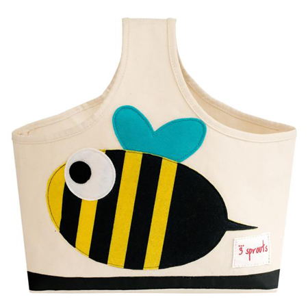 Picture of 3Sprouts® Storage Caddy Bee