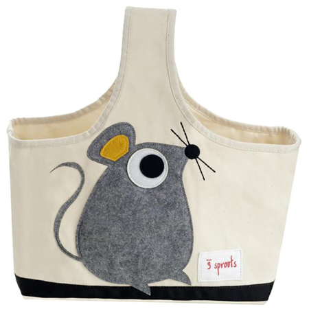 3Sprouts® Storage Caddy Mouse
