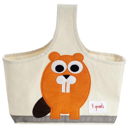 3Sprouts® Storage Caddy Beaver