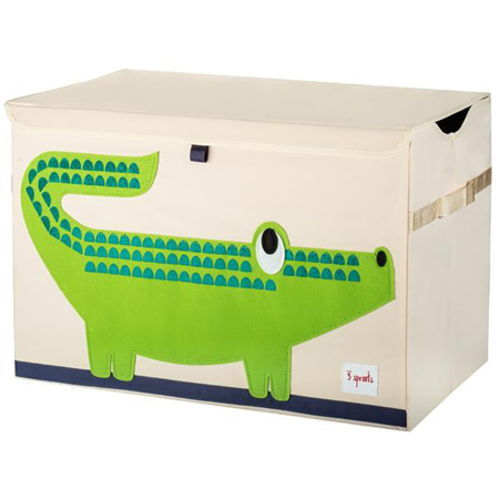 Picture of 3Sprouts Toy Chest - Crocodile