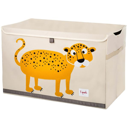 Picture of 3Sprouts®  Toy Chest Leopard