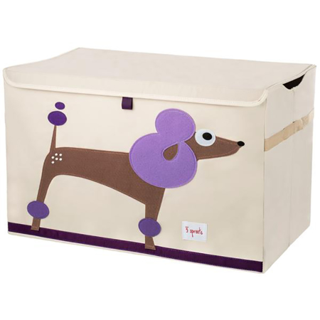 3Sprouts®  Toy Chest Poodle