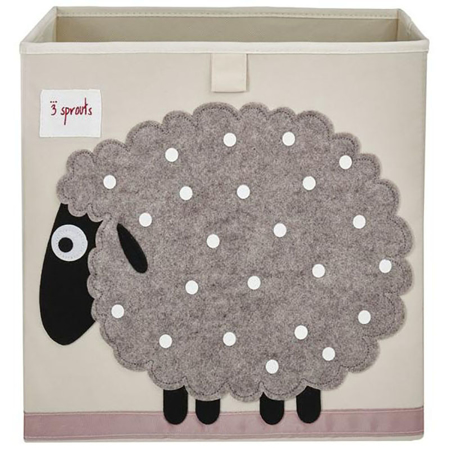 3Sprouts® Toy Storage Box Sheep