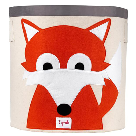 3Sprouts® Storage Bin Fox