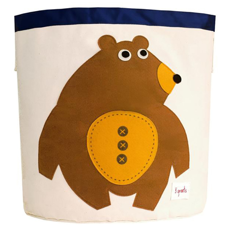 3Sprouts® Storage Bin Bear