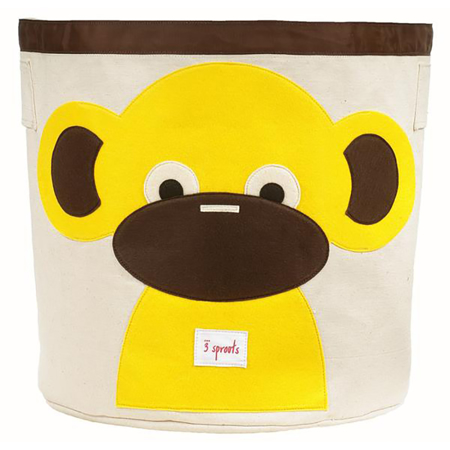 3Sprouts® Storage Bin Monkey
