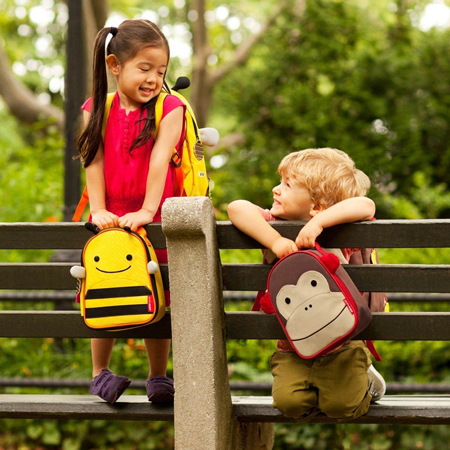 Picture of Skip Hop® Insulated Kids Lunch Bag Bee