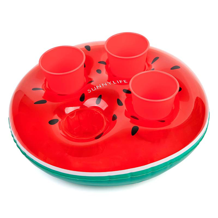 Picture of SunnyLife® Inflatable Drink Holder Watermelon