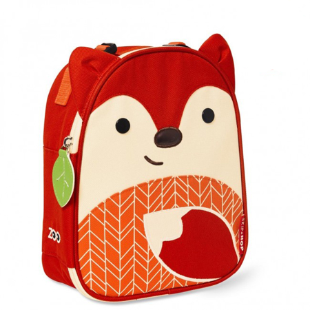 Picture of Skip Hop® Insulated Kids Lunch Bag Fox