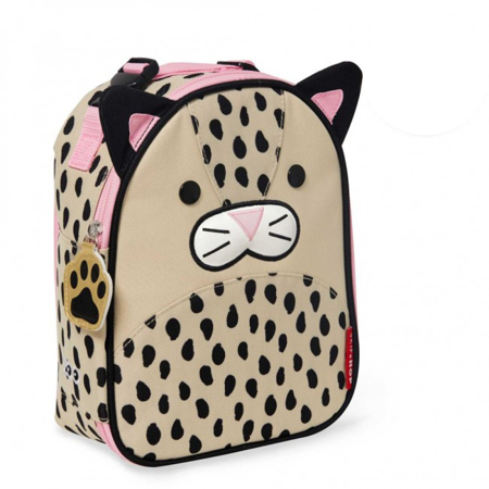 Skip Hop® Insulated Kids Lunch Bag Leopard