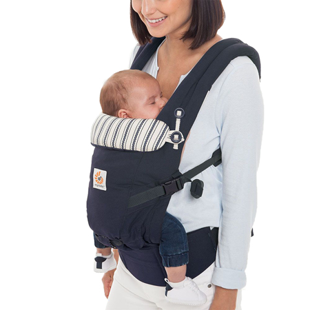 Picture of Ergobaby® Adapt Baby Carrier Admiral Blue