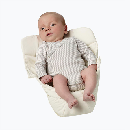 Picture of Ergobaby® Easy Snug Infant Insert Natural