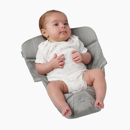 Picture of Ergobaby® Easy Snug Infant Insert Grey