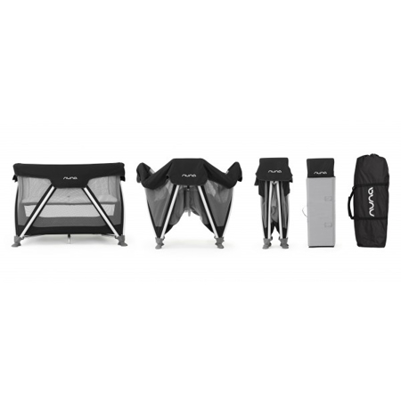 Picture of Nuna® Portable Bed Sena Aire Caviar