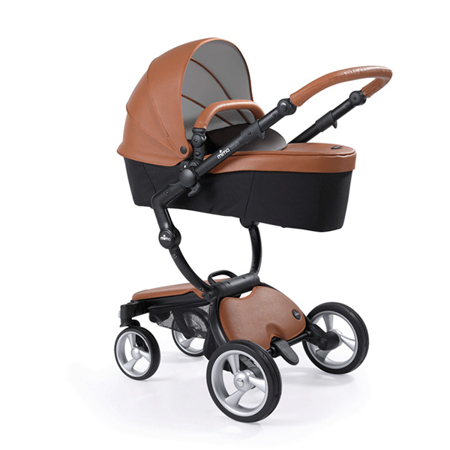 Mima® 2In1 Carrycot And Sports Seat Xari Camel