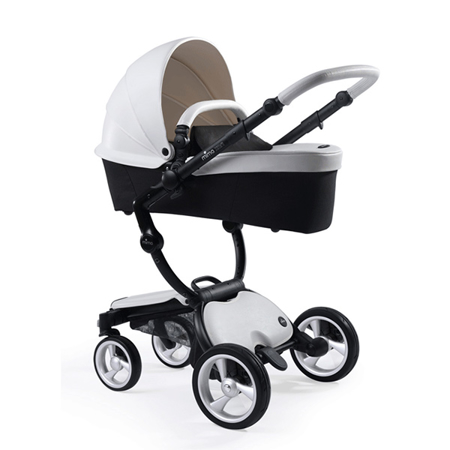 Mima® 2In1 Carrycot And Sports Seat Xari Snow White