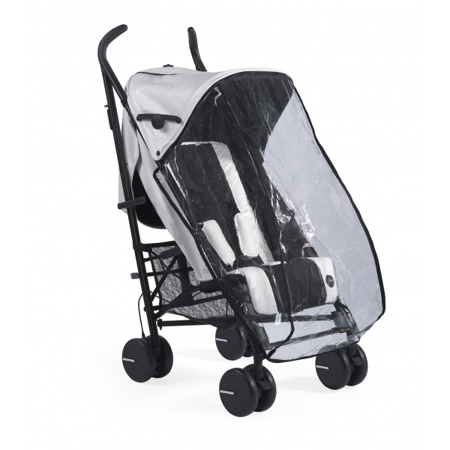 Mima® Stroller With Raincover Bo Snow White