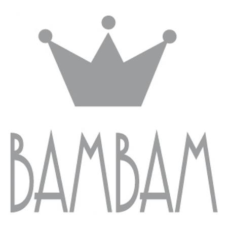 Picture of BamBam® Brisačka s kapuco Jacquard 75x75