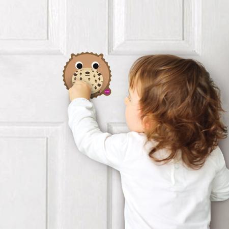 Picture of Oribel® Vertiplay Wall Toy Spikeyy Door Knocker