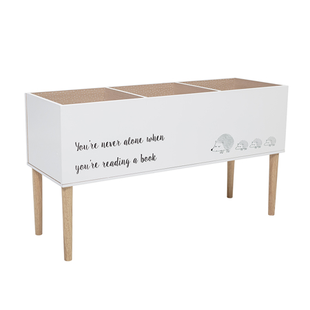 Picture of Bloomingville® Book Table You're Never Alone