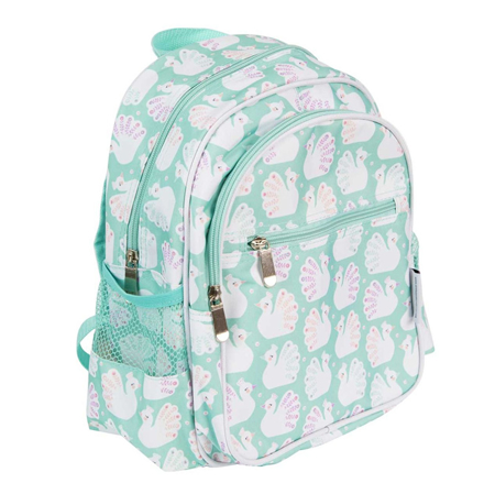 Picture of A Little Lovely Company® Backpack Peacocks