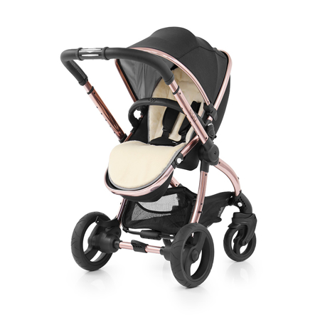 Picture of Egg by BabyStyle® Stroller Rose Gold Diamond Black
