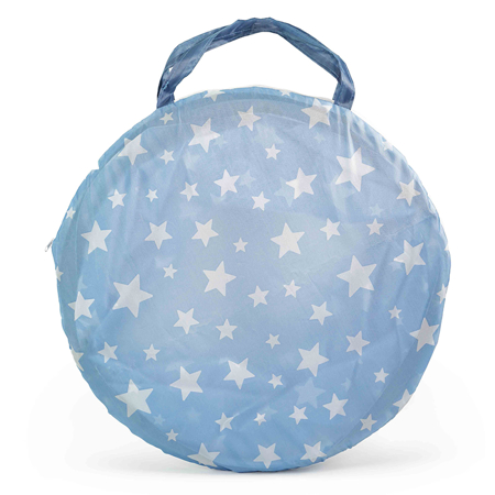 Picture of Kids Concept® Play Tunnel Star Blue