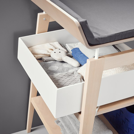 Picture of Leander® Changing Table Drawer
