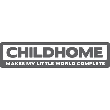 Childhome® Small Canvas Box White Gold Dots