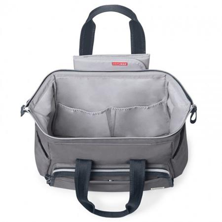 Skip Hop® Previjalna torba s kovinskim okvirjem