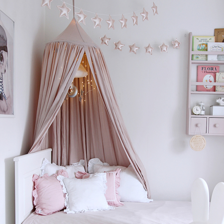 Cotton&Sweets® Canopy Pink