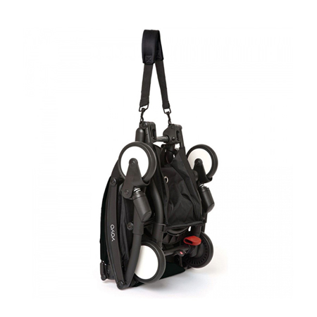 Picture of Babyzen® YOYO+ Baby Stroller 6+ Black Black Frame