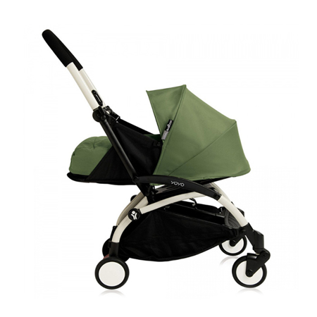 Picture of Babyzen® YOYO+ Baby Stroller 6+ Peppermint White Frame